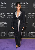 Amirah Vann Photo - 19 November 2019 - Beverly Hills California - Amirah Vann The Paley Center Celebrates The Final Season Of How To Get Away With Murder held at The Paley Center for Media Photo Credit Birdie ThompsonAdMedia