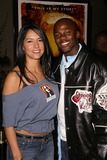 Tupac Photo - Derek Luke and wife Sophia at the premiere of Paramount Pictures Tupac Resurrection at the ArcLight Theaters Hollywood CA 11-04-03
