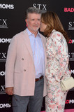 Alan Thicke Photo - Alan Thicke Tanya Callauat the Bad Moms Los Angeles Premiere Village Theater Westwood CA 07-26-16