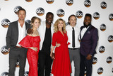 Adewale Akinnuoye-Agbaje Photo - Josh Randall Erika Christensen Adewale Akinnuoye-Agbaje Kyra Sedgwick Kick Gurry Malcolm-Jamal Warnerat the ABC TCA Summer Preview Party Beverly Hilton Beverly Hills CA 08-06-17