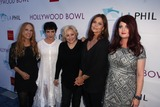 Jane Wiedlin Photo - Charlotte Caffey Jane Wiedlin Gina Schock Belinda Carlisle Abby Travisat the Hollywood Bowl Opening Night and Hall Of Fame Ceremony Hollywood Bowl Hollywood CA 06-21-14