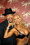 Nicky Hilton Photo - Ice T and CocoNicky Hilton at The Launch of Spike TV Playboy Mansion Los Angeles Calif 06-10-03