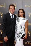 Robb Derringer Photo - Robb Derringer Carrie Ann Inabaat the 2016 Primetime Creative Emmy Awards Microsoft Theater Los Angeles CA 09-11-16