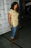 Tisha Campbell Photo - Tisha Campbell at the Third day of Mercedes-Benz Fashion Week Smashbox Culver City CA 10-18-05