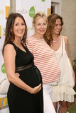 Anna Getty Photo - Anna Getty with Kelly Rutherford and Josie Maranat the 2nd Annual Pregnancy Awareness Month Kick off Motherhood Begins Now Little Dolphins Pre School Santa Monica CA 05-02-09