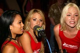 Teagan Presley Photo - Lucy Thai Teagan Presley and Missy Monroe at The Longest Day radio broadcast sponsored by Sol Cerveza Los Angeles Convention Center Los Angeles CA 06-18-04