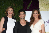 Brenda Strong Photo - Brenda Strong David Alpay Rachel Bostonat the Hallmark 2015 TCA Summer Press Tour Party Private Residence Beverly Hills CA 07-29-15