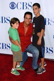 Don Diamont Photo - Don Diamont and his sonsat CBSs TCA Press Tour The Rose Bowl Pasadena CA 07-15-06
