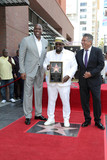 Magic Johnson Photo - Magic Johnson Cedric the Entertainer George Lopezat the Cedric the Entertainer Star on the Hollywood Walk of Fame Hollywood CA 07-19-18