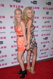 A J Michalka Photo - AJ Michalka and Alyson Michalkaat the NYLON Magazines May Issue Young Hollywood Launch Party Roosevelt Hotel Hollywood CA 05-12-10