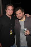 Artie Lang Photo - Artie Lange with client at the FM Talk Brew Ha Ha comedy show sponsored by