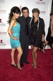 Casey Kasem Photo - Casey Kasem with daughters Carrie and Julie at St Judes Runway For Life celebrity fashion show and Chicago DVD Release Party Beverly Hilton Hotel Beverly Hills CA 08-19-03