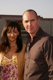 Arnold Vosloo Photo - Arnold Vosloo and wife at the Grand Opening of Universals Revenge of the Mummy - The Ride Universal Studios Universal City CA 06-24-04
