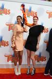 Caroline Hjelt Photo - Icona Pop Aino Jawo Caroline Hjeltat the Trolls Premiere Village Theater Westwood CA 10-23-16