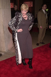 ABBA Photo -  Allison Arngrim at the premiere of MAMA MIA the musical based on the songs of ABBA Schubert Theater Century City 02-26-01