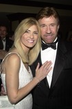 Chuck Norris Photo - Chuck Norris and wife Gena at To Protect and to Serve An Evening of Entertainment and Inspiration at the Century Plaza Hotel Century City CA 11-08-02