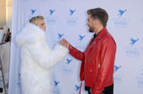 Aaron Carter Photo - Aaron Carter Adam Lambertat the Project Angelfood 2017 Angel Awards Gala Project Angelfood Los Angeles CA 08-19-17