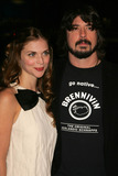 Dave Grohl Photo - Jordyn Blum and Dave Grohlat the Los Angeles Premiere of Tenacious D in The Pick Of Destiny Graumans Chinese Theatre Hollywood CA 11-09-06