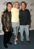 Alec Newman Photo - Alec Newman with Madchen Amick and Brad Roweat the AFI FEST 2005 Screening of Four Corners Of Suburbia Audi Pavilion Hollywood CA 11-09-05