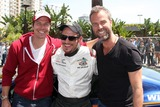 Nick Wechsler Photo - Michael Trucco Nick Wechsler JR Bourneat the Long Beach Grand Prix Pro-Celeb Race Day Long Beach Grand Prix Race Circuit Long Beach CA 04-12-14