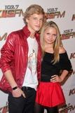 Alli Simpson Photo - Cody Simpson and sister Alli Simpsonat 1027 KIIS FMs Wango Tango 2011 Concert Staples Center Los Angeles CA 05-14-11