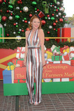 Cynthia Basinet Photo - Cynthia Basinetat the Salvation Army Red Kettle Celebrity Kick-Off Event The Grove Los Angeles CA 11-30-17