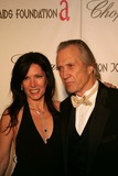 Annie Bierman Photo - Annie Bierman and David Carradine at the Chopard and Elton John Oscar After-Party Pacific Design Center West Los Angeles CA 02-27-05