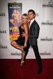 Anya Garnis Photo - Anya Garnis and Pasha Kovalevat the Burn The Floor Opening Night Pantages Hollywood CA 04-26-11