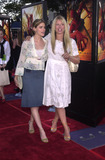 Amanda De Cadenet Photo - Amanda Peet and Amanda DeCadenet at the premiere of Columbia Pictures Spiderman in Westwood 04-29-02