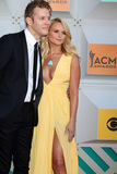 Anderson East Photo - Anderson East Miranda Lambertat the 2016 Academy of Country Music Awards Arrivals MGM Grand Garden Arena Las Vegas NV 04-03-16