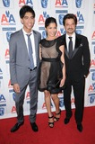 Anil Kapoor Photo - Dev Patel Freida Pinto and Anil Kapoor at the 18th Annual BAFTALA Britannia Awards Hyatt Regency Century Plaza Hotel Century City CA 11-05-09