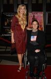 Anna Wilding Photo - Anna Wilding and Derek Burnettat A Night of Loving Kindness film premieres for Buddha Wild and The Fallen Laemmle Fairfax Los Angeles CA 03-24-06