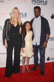 Harold Perrineau Photo - Brittany Perrineau Wynter Perrineau Harold Perrineauat the People You May Know Premiere Pacific Theaters Los Angeles CA 11-13-17