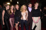 Jessica Cauffiel Photo - Marley Shelton Denise Richards Jessica Capshaw Jessica Cauffiel David Boreanaz Katherine Heigl at the premiere of Warner Brothers Valentine Manns Chinese Theater 02-01-01