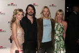 Dave Grohl Photo - Dave Grohl and Taylor Hawkins at the 2004 BMG Grammy Party Avalon Hollywood CA 02-08-04