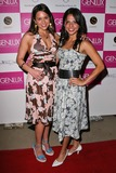 Azita Ghanizada Photo - Natalia Baron and Azita Ghanizadaat the GENLUX Magazine Launch Party Arrivals Mercedes Benz of Beverly Hills CA 05-19-05