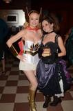 Katie Lohmann Photo - Katie Lohmann Berna Robertsat Halloween Hotness 4 Heating Up For The Cure American Legion Hall Hollywood CA 10-15-17
