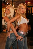 Jesse Jane Photo - Jesse Jane and Devon at an in-store appearance to promote Digital Playgrounds Island Fever 3 at the Hustler Store West Hollywood CA 09-24-04