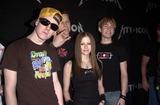 Avril Lavigne Photo - Avril Lavigne at the mtvICON honoring Metallica Universal Studios CA 05-03-03