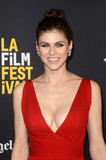 Alexandra Daddario Photo - Alexandra Daddarioat the Nomis World Premiere and LA Film Festival Closing Night Arclight Hollywood CA 09-28-18