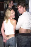 Amanda Detmer Photo - Amanda Detmer and Eddie McClintock at the premiere of Miramaxs Full Frontal at the Landmark Cecci Gori Fine Arts Theater Beverly Hills A 07-23-02