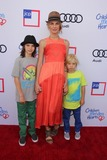 Angela Lindvall Photo - Angela Lindvallat the 1st Annual Children Mending Hearts Style Sunday Private Location Beverly Hills CA 06-09-13