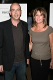 Bob Yari Photo - Bob Yari and Amanda Harveyat the Los Angeles premiere of First Snow The Writers Guild Theatre Beverly Hills CA 03-22-07