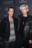 Agyness Deyn Photo - Chris Bletzer Agyness Deynat the AllSaints Spitalfields and Not For Sale Collection Launch The Music Box Hollywood CA 10-24-11