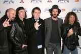Anvil Photo - Anvil with Sacha Gervasi and Keanu Reevesat the Los Angeles Premiere of Anvil The Story of Anvil The Egyptian Theatre Hollywood CA 04-07-09