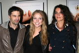 Agnes Bruckner Photo - Olivier Martinez with Katja Von Garnier and Agnes Brucknerat the Premiere of Blood and Chocolate Arclight Cinemas Hollywood CA 01-25-07