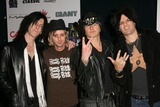 LA Guns Photo - LA Gunsat the opening of the musical Rock of Ages The Vanguard Theatre Hollywood CA 01-28-06