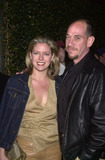 Leilani Sarelle Photo -  Miguel Ferrer and Leilani Sarelle at the USA Films Traffic Pre-Oscar party at Chadwick Restaurant in Beverly Hills 03-24-01