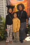 Alfre Woodard Photo - Alfre Woodard daughter Mavis and son Duncan at The Wild Thornberrys Movie Premiere benefiting the World Wildlife Fund Cinerama Dome Hollywood CA 12-08-02