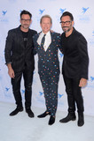 Gregory Zarian Photo - Lawrence Zarian Carson Kressley Gregory Zarianat the Project Angelfood 2017 Angel Awards Gala Project Angelfood Los Angeles CA 08-19-17